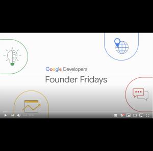 Google Founder Fridays - Bill Evans, BlueZoo CEO
